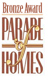Parade of Homes Bronze