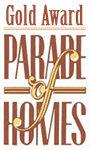 Parade of Homes Gold